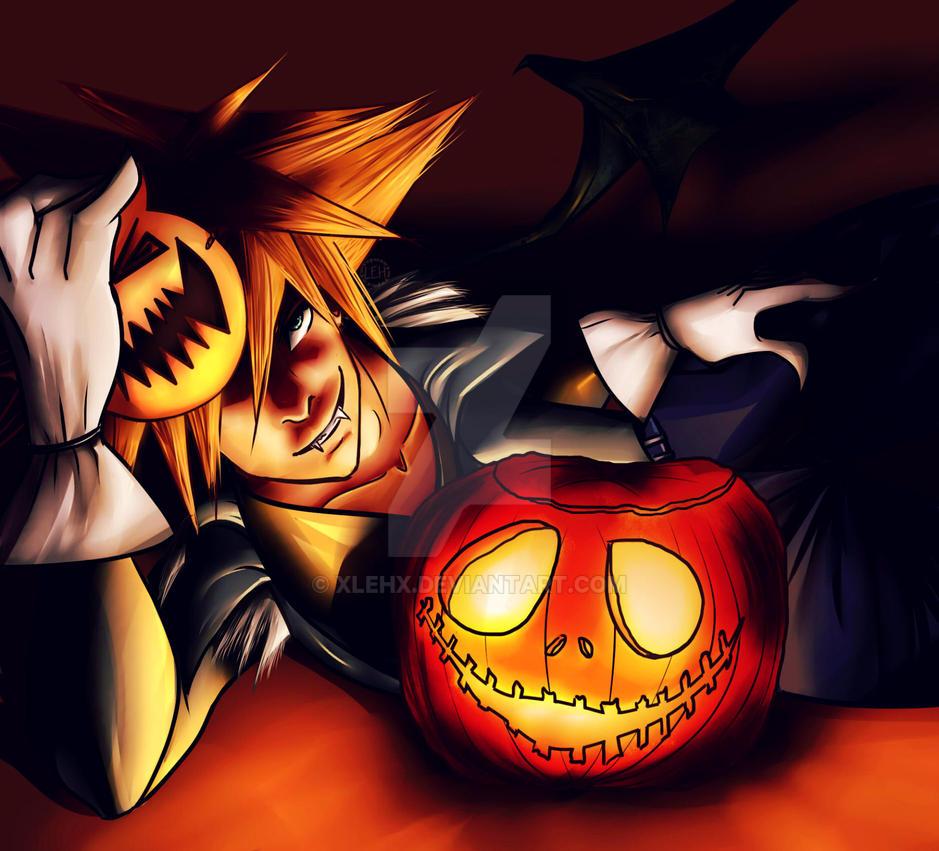 Happy Halloween by XLEHX