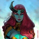 OC: Bedelia, Queen of Battle