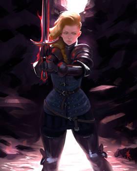 OC: Borghild