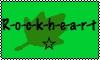 R-o -c-k-h-e-a-r-t stamp by Saidieeee