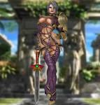 Isabella Valentine (Default) Soul Calibur IV