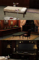 Spa Room Ninja Gaiden 3: Razor's Edge by xXKammyXx