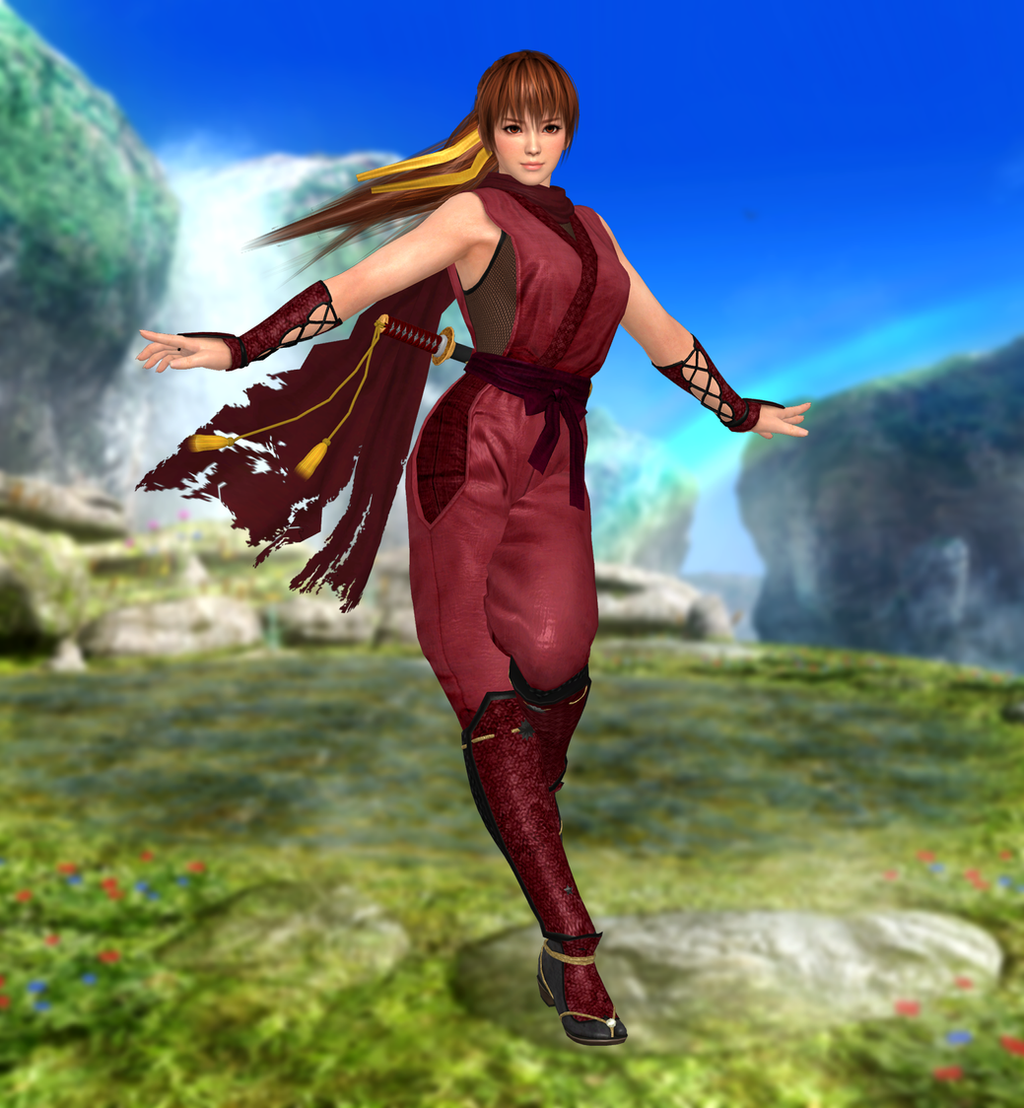phase4c3 dead or alive 5 ultimate by xxkammyxx on