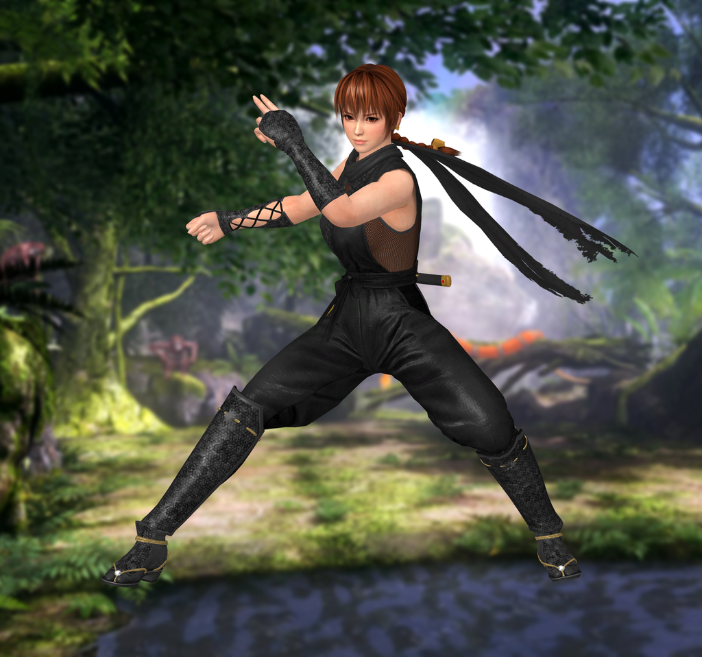 phase4c4 dead or alive 5 ultimate by xxkammyxx on