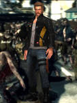 Chuck Greene(Default) Dead Rising 3