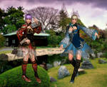 Ayane(Warriors Orochi) Dead Or Alive 5 Ultimate