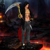 Rig(Halloween) Dead or Alive 5 Ultimate by xXKammyXx
