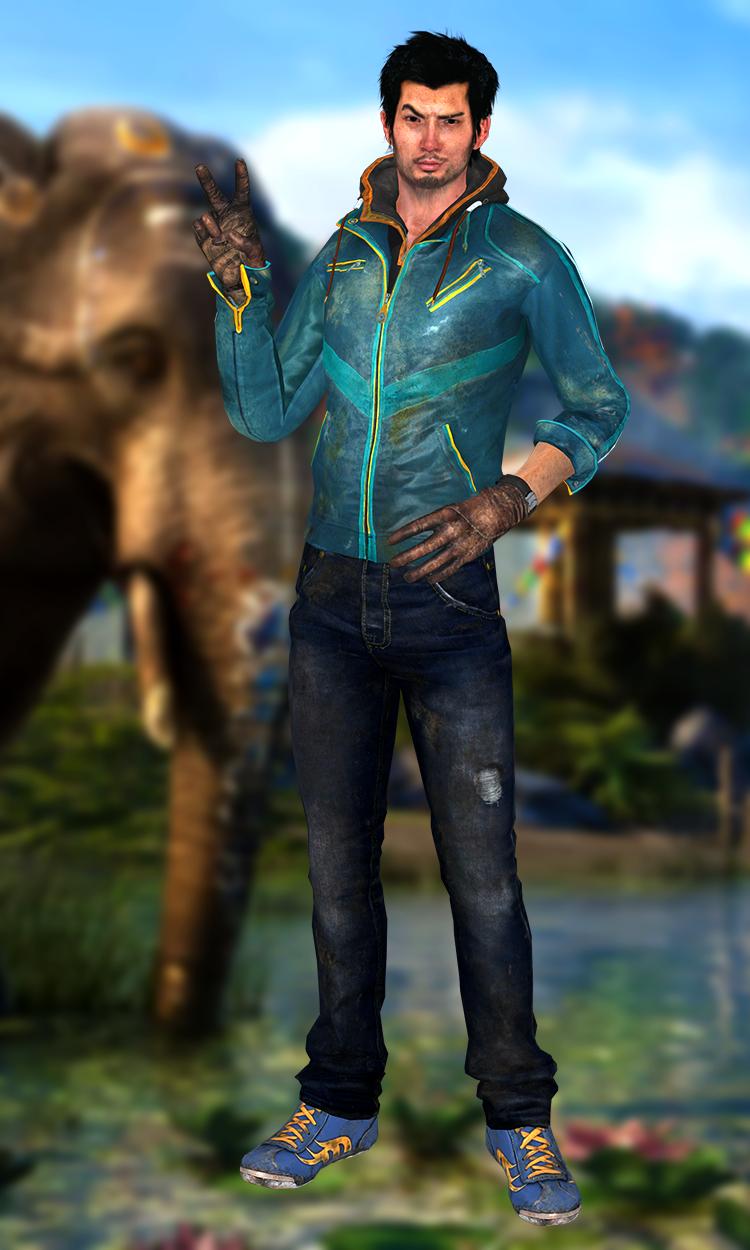 Ajay Ghale(Default) Far Cry 4