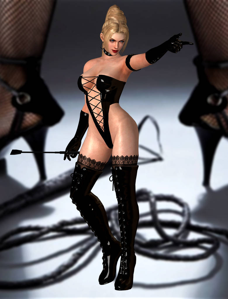Rachel(Dominatrix) Dead or Alive 5 Ultimate by xXKammyXx