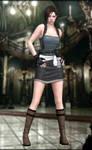 Jill Valentine(RE3) Resident Evil HD