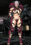 Isabella Valentine(Magic Knight) Soul Calibur LS