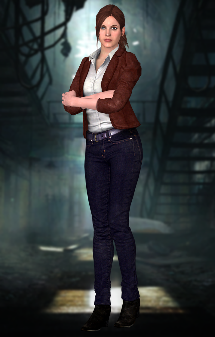 Claire Redfield(Def. modded)ReREV2 by XKammyX