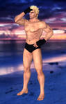 Jacky Bryant(Fighter Meshmod) Dead or Alive 5