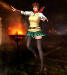 Kasumi(Asuka) Dead or Alive 5 Last Round