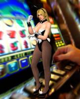 Helena Douglas(Sexy Bunny mod) Dead or Alive 5 LR by xXKammyXx