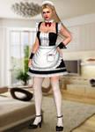 Rachel(Maid Mod) Dead or Alive 5 Last Round