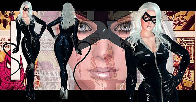 Marvel Black Cat Mod
