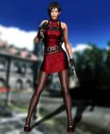 Ada Wong(RE2 Dress) Resident Evil 4 UHD