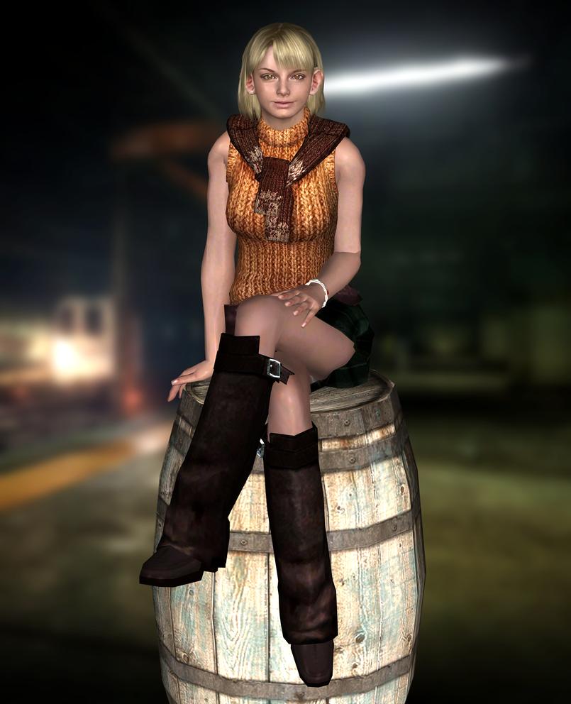 Resident evil 4 sexy ashley
