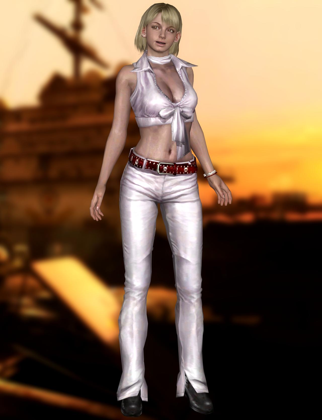 Resident Evil Ashley Nude 119