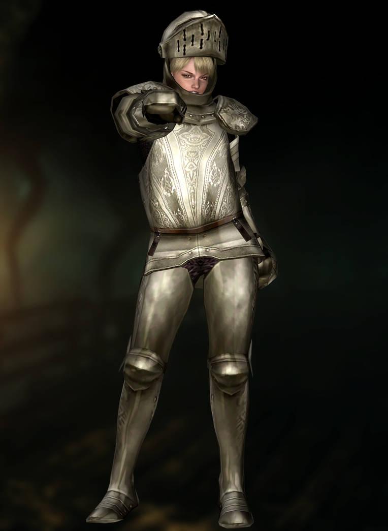 Ashley Graham(Armor) Resident Evil 4 UHD by xXKammyXx ...