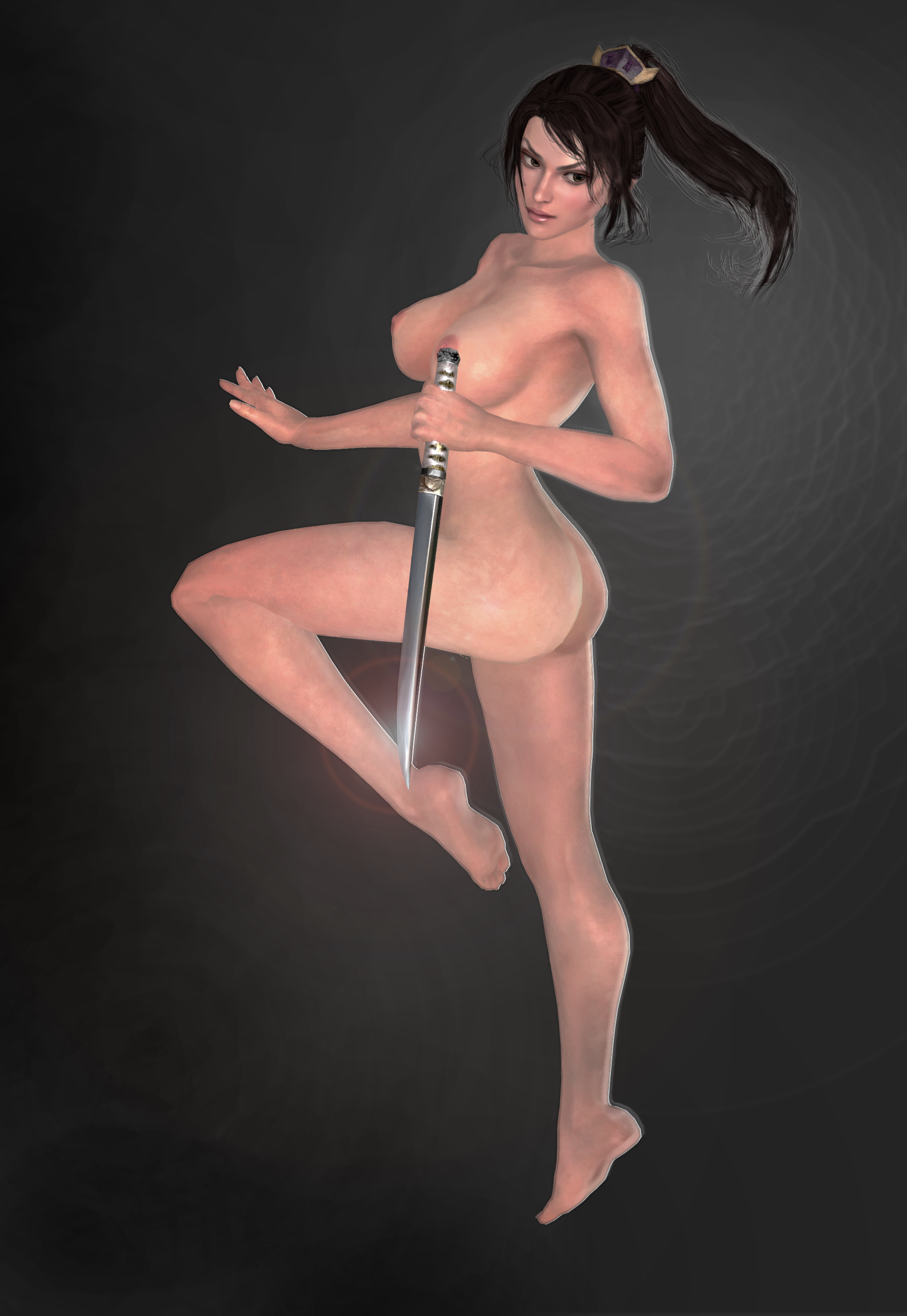 Not soul calibur babe nude pity