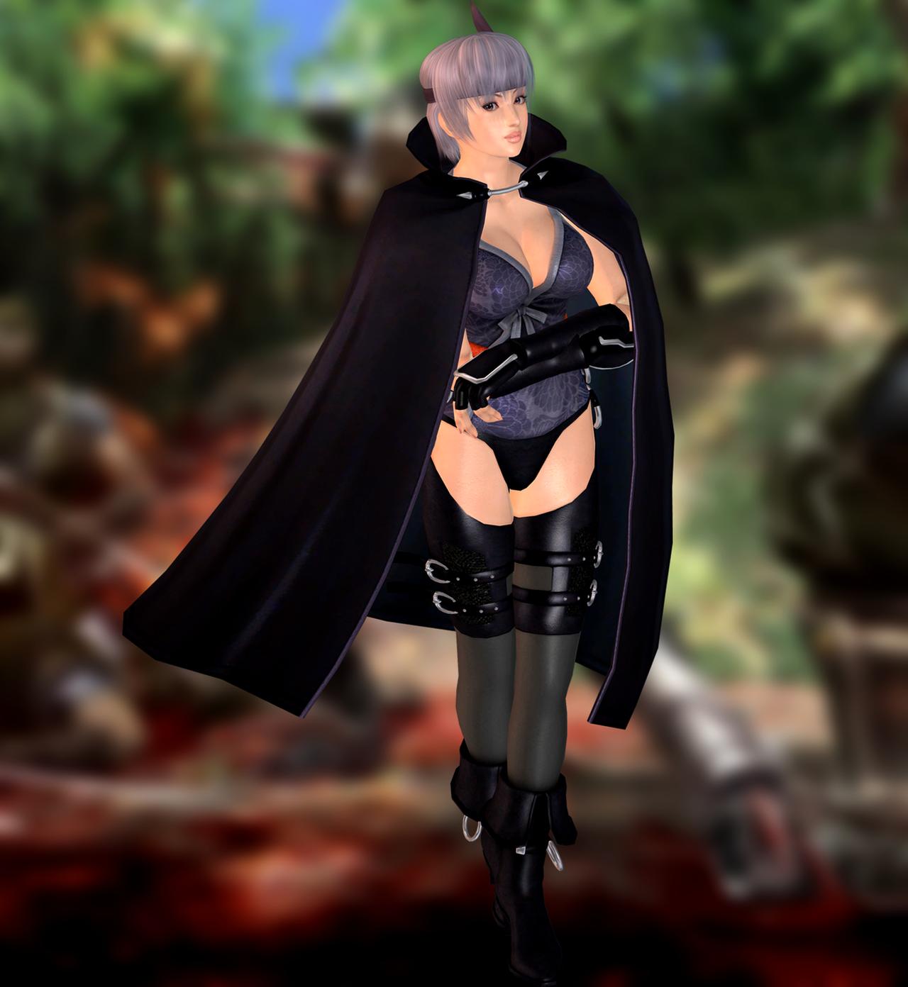 Ninja Gaiden 3: Ayane(Default) Ninja Gaiden 2 By XXKammyXx On DeviantArt