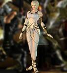 Sonia(Slave) Ninja Gaiden 2