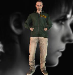 Lucas Baker(Human) Resident Evil 7