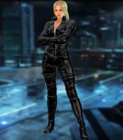 Nina Williams(Story) Tekken 7 by xXKammyXx