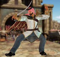 Shaheen (P1) Tekken 7 by xXKammyXx