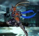 Master Raven (P1) Tekken 7
