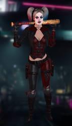 Harley Quinn by xXKammyXx