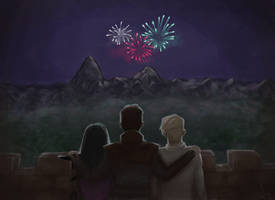 New year mage fam