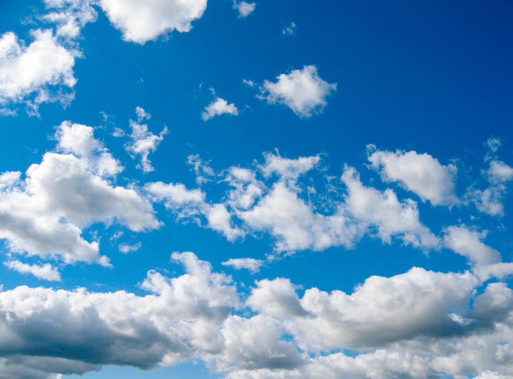Bright Blue Sky by ansteystock on DeviantArt