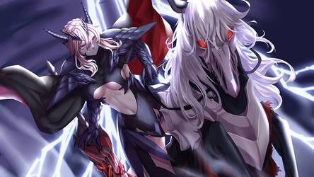 Artoria Pendragon (Alter Lancer)
