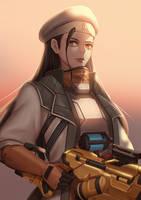 [Commission] Ana Horus skin by jacky5493