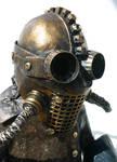 Tesla Guard Mask close up
