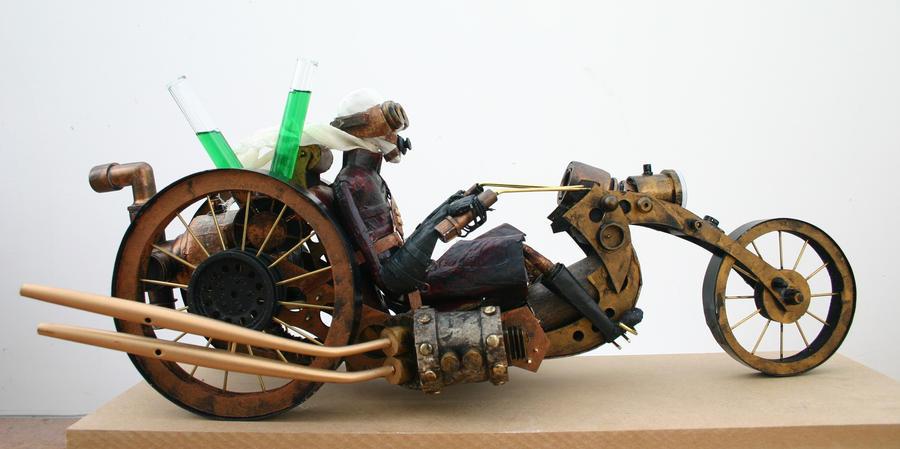 Steam Punk bike