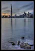Toronto Skyline by jrstreets