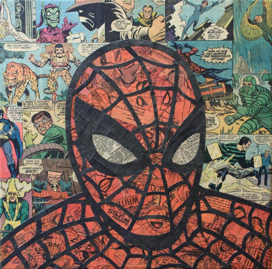 Spider-Man by MikeAlcantara
