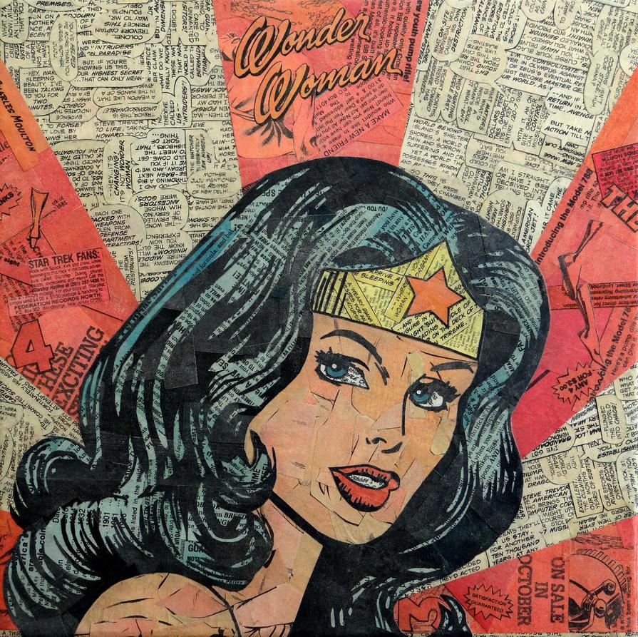 Wonder Woman by MikeAlcantara