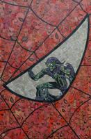 Spider Eye Green Goblin by MikeAlcantara