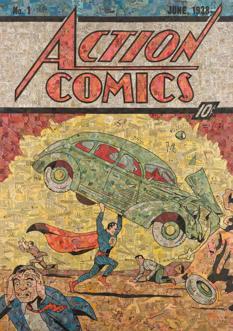 Action Comics #1 by MikeAlcantara
