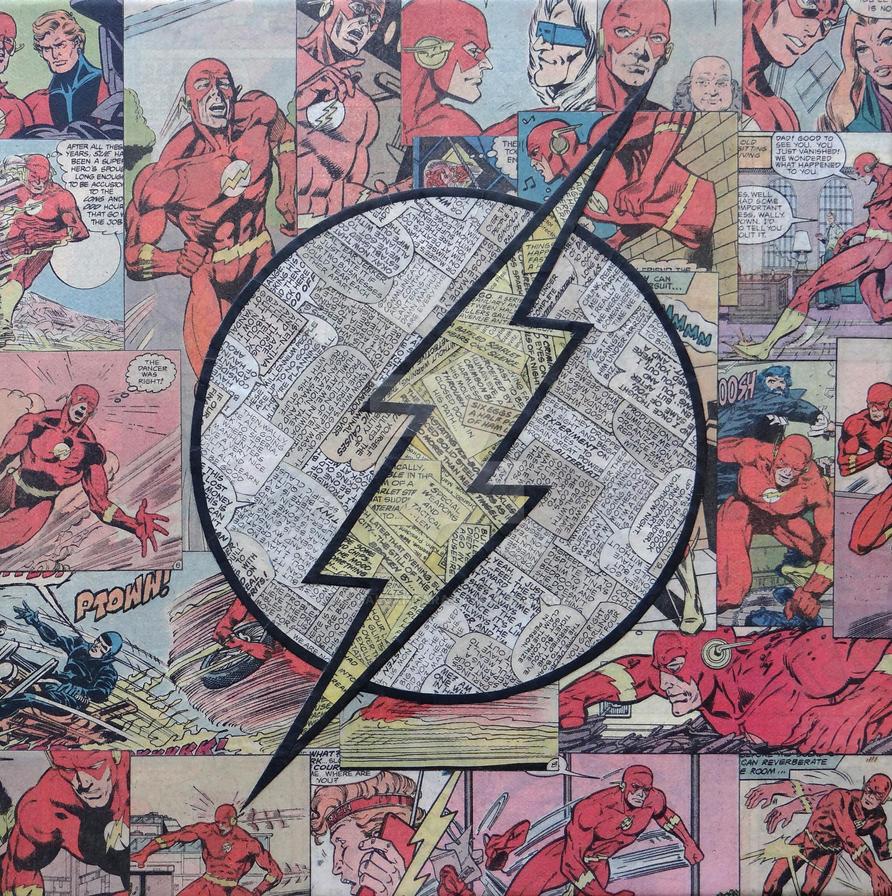 Flash Logo by MikeAlcantara