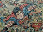 Superman and Logo