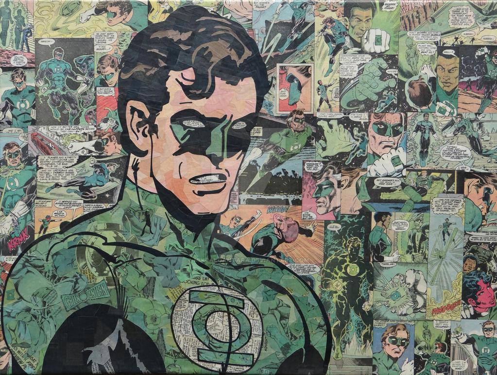Green Lantern by MikeAlcantara