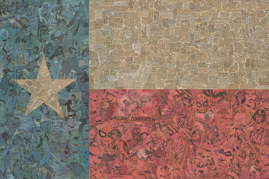Texas Flag by MikeAlcantara