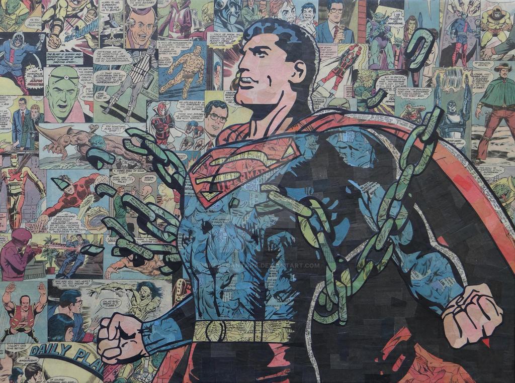 Superman by MikeAlcantara