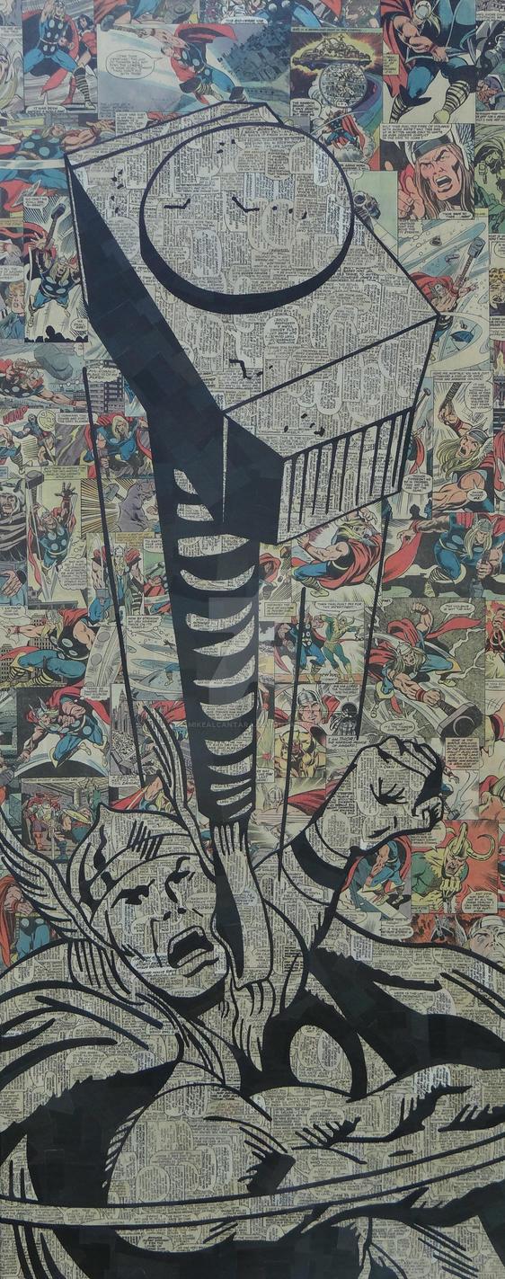 Thor by MikeAlcantara